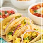 Gluten-Free Egg Burritos #glutenfree #recipes - DontMesswithMama.com