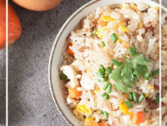 Gluten-Free, Soy-Free Fried Rice #glutenfree - DontMesswithMama.com