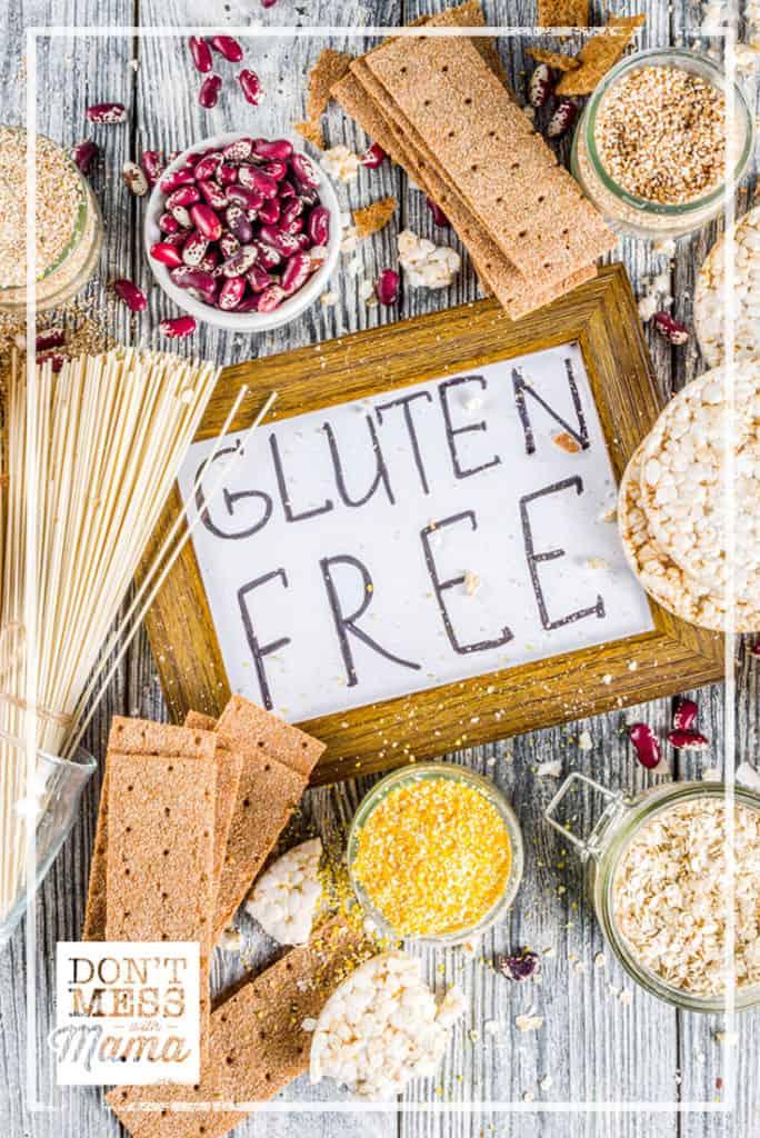 Why My Family is Gluten Free #glutenfree #autoimmune #ADHD - DontMesswithMama.com