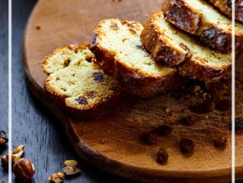 Grain-Free Cinnamon Raisin Bread - this gluten-free, primal raisin bread recipe is so delicious - the whole family will love it - DontMesswithMama.com