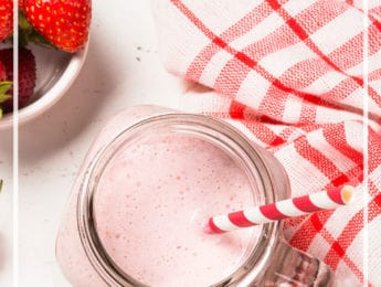 Magnesium-Boosting Strawberry Smoothie - Don't Mess with Mama