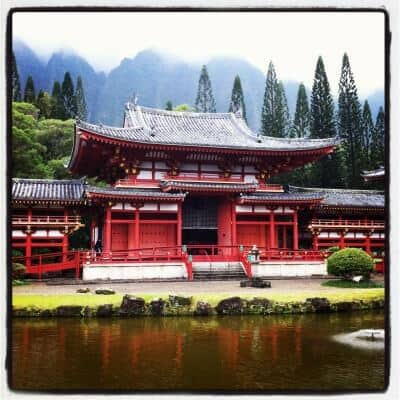 Valley of the Temples, Oahu Hawaii