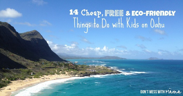 14 Cheap And Free To Do On Oahu With Kids
