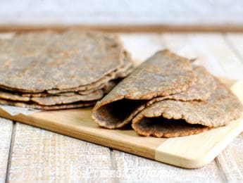 Low Carb Tortillas (Gluten-Free and Keto-Friendly)