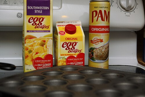 Packaged Egg Products - read more for a healthy alternative