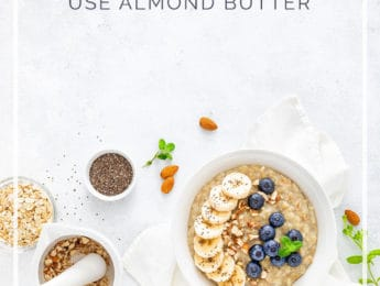 10 Delicious Ways to Use Almond Butter - check out these yummy ideas to make delicious meals with almond butter - DontMesswithMama.com