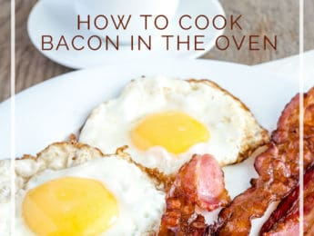 How to Cook Bacon in the Oven - no mess, cooks in 20 minutes - DontMesswithMama.com