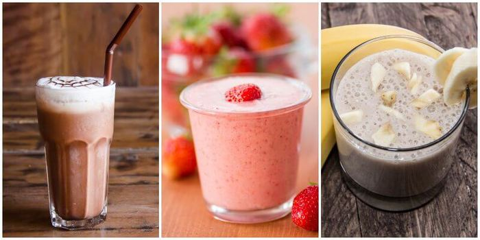 50+ Gluten Free Breakfast Recipes - Grain free and gluten free smoothie ideas