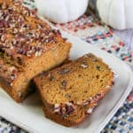 Gluten-Free Pumpkin Bread - DontMesswithMama.com