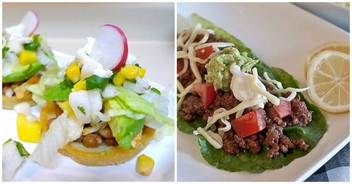 Gluten Free Mexican Entrees