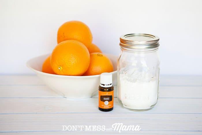 DIY Natural Carpet Freshener - deodorize and freshen carpets naturally with this simple recipe - DontMesswithMama.com