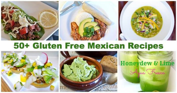 50+ Gluten Free Mexican Recipes - DontMesswithMama.com