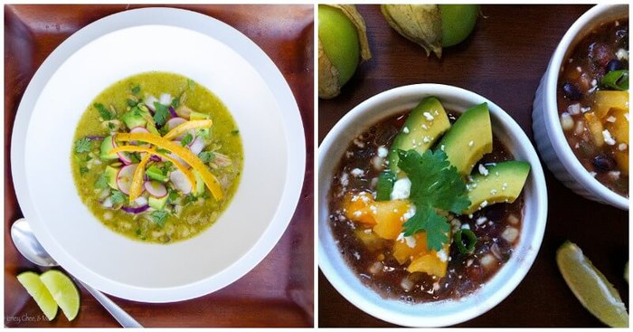 Gluten Free Soups and Salads