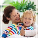 How to Calm Kids Naturally with Essential Oils #essentialoils #kids - DontMesswithMama.com