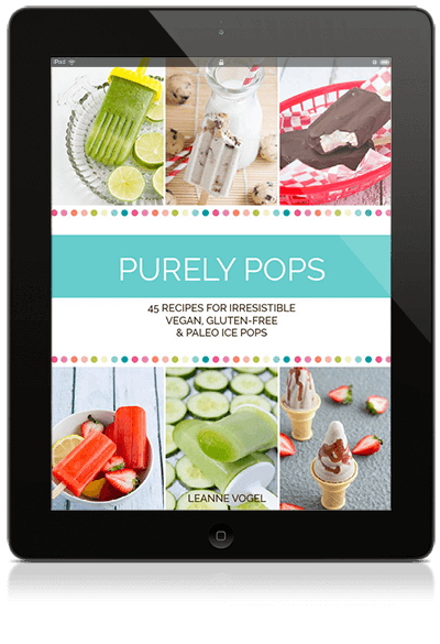 Purely Pops Cookbook - DontMesswithMama.com