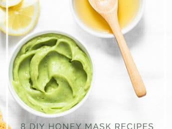 8 DIY Honey Facial Mask Recipes for All Skin Types - #DIY #Beauty #essentialoils - DontMesswithMama.com