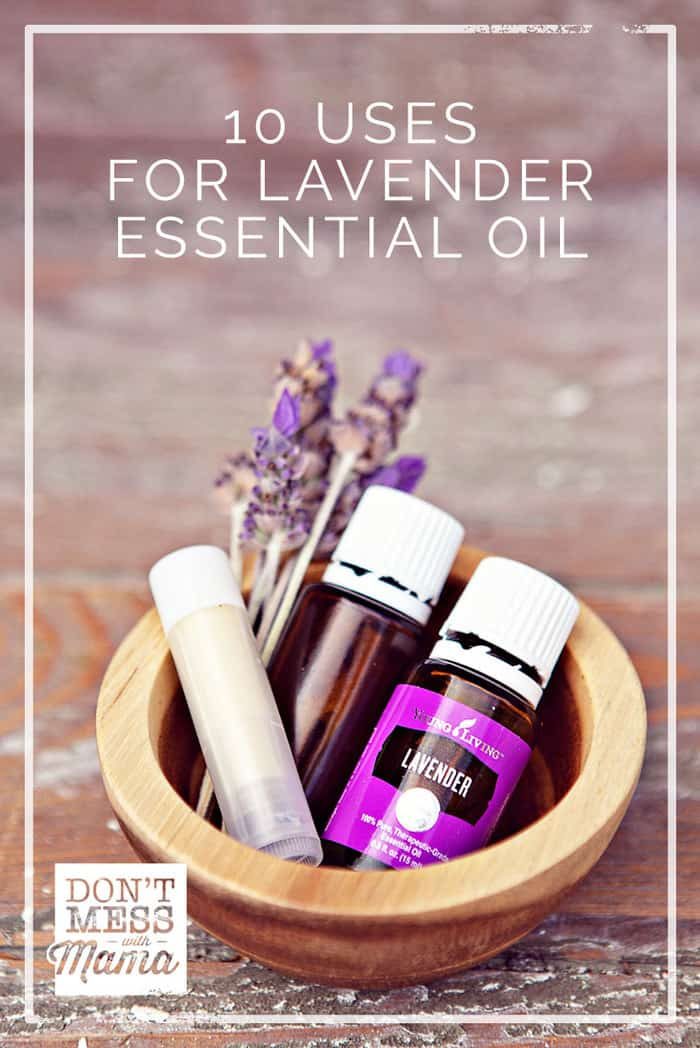 Learn how to get started with Lavender essential oils with these 10 DIY tutorials and recipes you can start now with ingredients you already have.