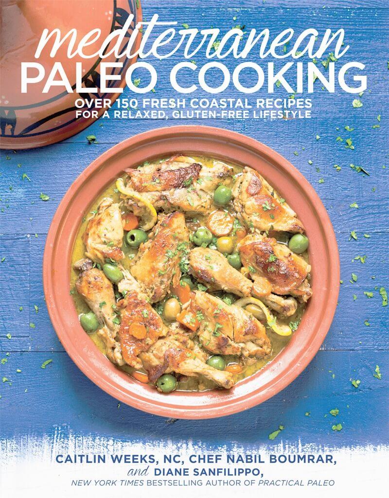 Mediterranean Paleo Cooking ebook cover
