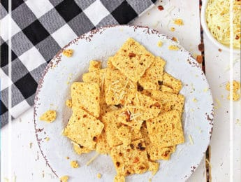 Gluten-Free Cheese Crackers Recipe - Don't Mess with Mama
