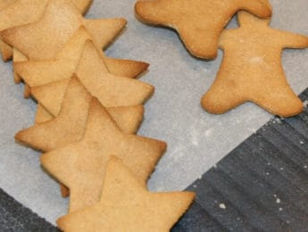 Paleo Sugar Cookies Recipe #paleo #glutenfree #grainfree - DontMesswithMama.com