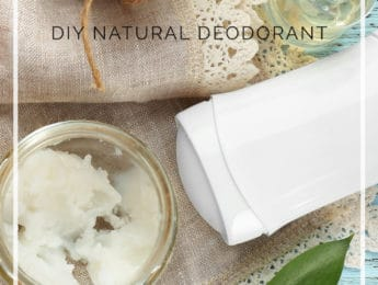 DIY Natural Deodorant Solid Recipe - Don't Mess with Mama