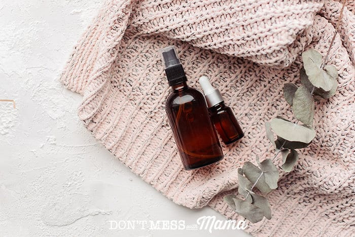 DIY Natural Breath Spray - Don't Mess