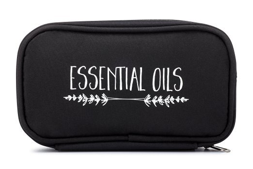 Essential Oil Travel Bag - Top 20 Essential Oils Accessories and Supplies - DontMesswithMama.com