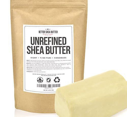 Shea Butter - Top 20 Essential Oils Accessories and Supplies - DontMesswithMama.com