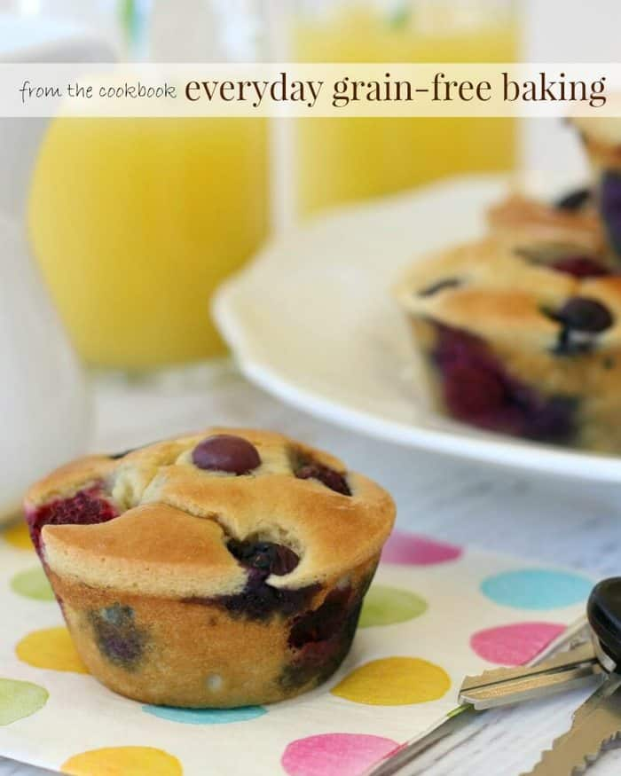 Pancake Muffins. Delicious and easy pancake muffins are a great way to make a nutritious breakfast on the go or for snacking on. dontmesswithmama.com #pancakes #muffins #breakfast #glutenfree #dontmesswithmama