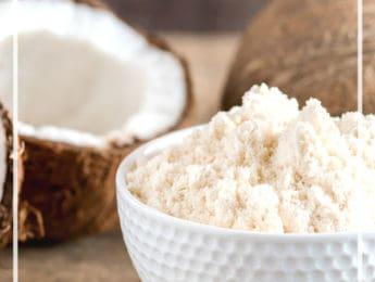 How to Make Coconut Flour Recipe #coconut #tutorial - DontMesswithMama.com