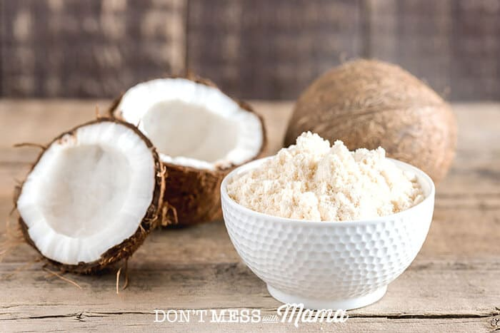 How To Make Coconut Flour Recipe Don T Mess With Mama