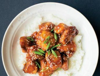 Paleo Sweet and Sour Chicken - Gluten-Free Chinese food recipe from the book Paleo Takeout: Restaurant Favorites Without the Junk - DontMesswithMama.com