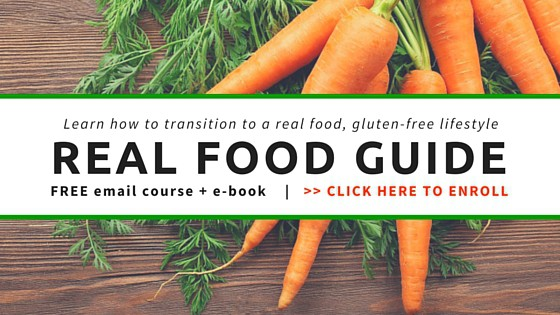 Click here to subscribe to my Real Food Guide email course + free e-book - DontMesswithMama.com