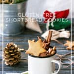 Gluten-Free Shortbread Cookies - DontMesswithMama.com