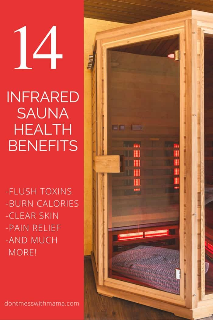 Want to know about a SIMPLE way to burn 600 calories, flush toxins out of your body, reduce acne, and get pain relief? Learn all about Infrared saunas.