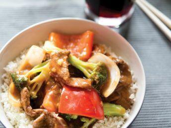 Paleo Ginger Beef Stir Fry Recipe - DontMesswithMama.com