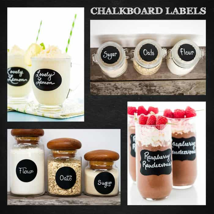 Chalkboard Labels + 10 Fun Essential Oil Accessories - DontMesswithMama.com