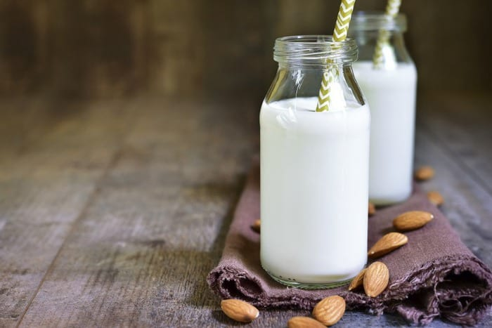 How to Make Homemade Almond Milk - so much easier to make at home and without the preservatives - DontMesswithMama.com