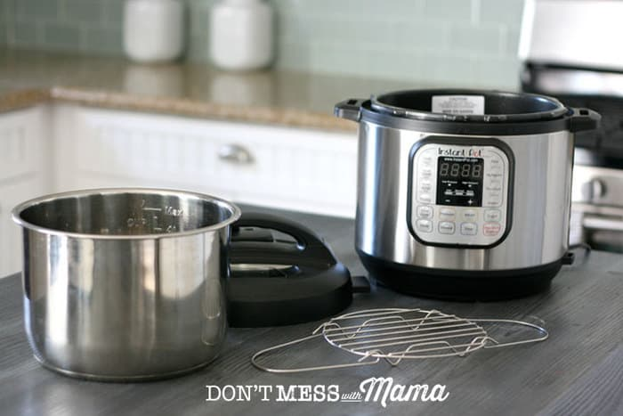 Top 10 Instant Pot Tips and Tricks (Hacks) You Need to Know - quick start guide to using your Instant Pot - DontMesswithMama.com