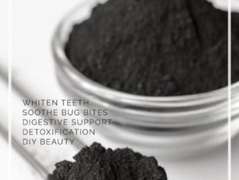 10 Uses and Benefits of Activated Charcoal - DIY beauty, teeth whitener, natural remedy - DontMesswithMama.com