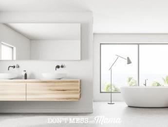 5 Ways to Declutter Your Bathroom