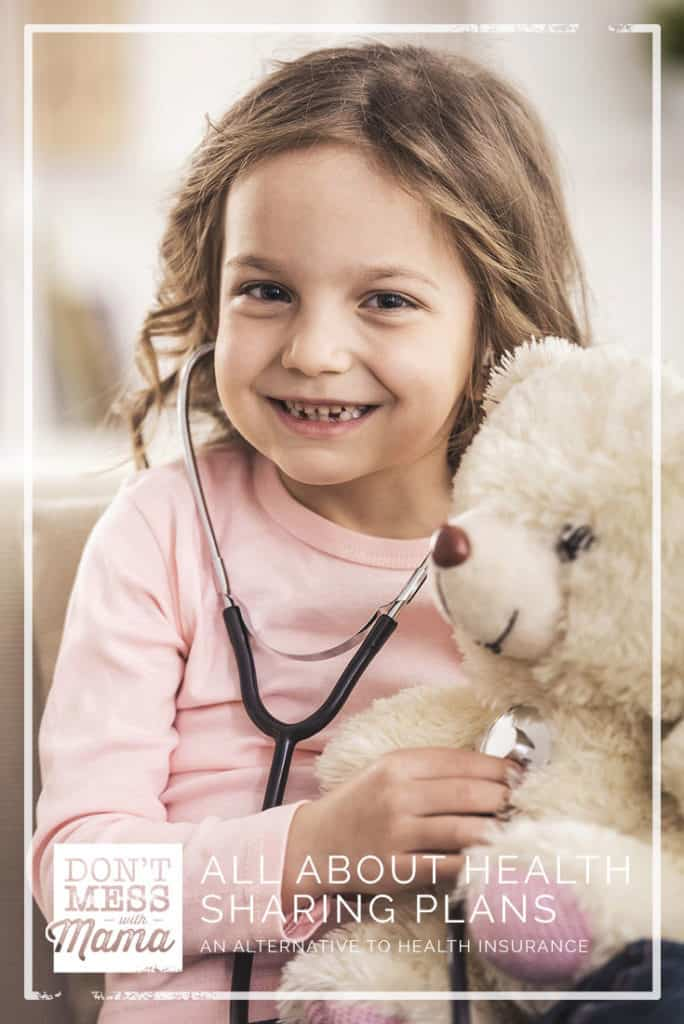 Samaritan Ministries - Why Health Sharing Plans Are an Affordable Alternative to Health Insurance - DontMesswithMama.com