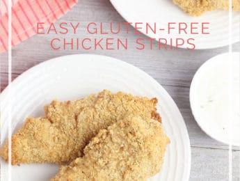 Gluten-Free Chicken Strips - DontMesswithMama.com