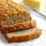 Sliced Paleo Sandwich Bread