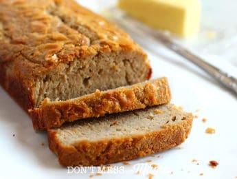 Paleo Sandwich Bread Recipe (Nut-Free)