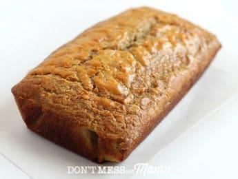 Loaf of Paleo Sandwich Bread