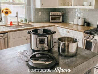 Tutorial: How to Clean an Instant Pot