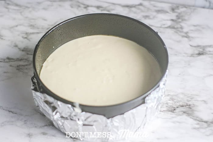 The Easiest Instant Pot Cheesecake (Gluten Free) - DontMesswithMama.com