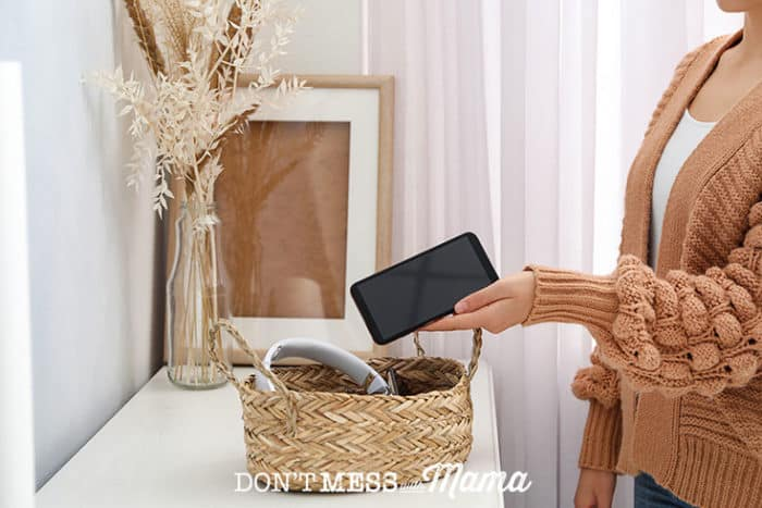 How to Detox and Declutter Your Smartphone - Don't Mess with Mama